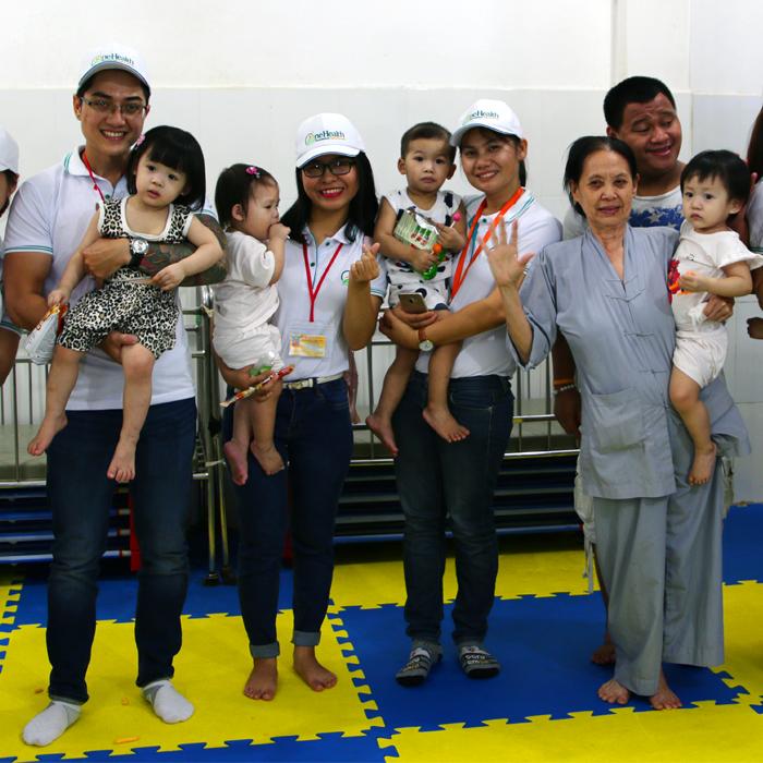 One Health Foundation - Để không đứa trẻ nào bị bỏ lại phía sau